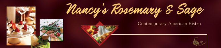 Nancy's Rosemary & Sage -